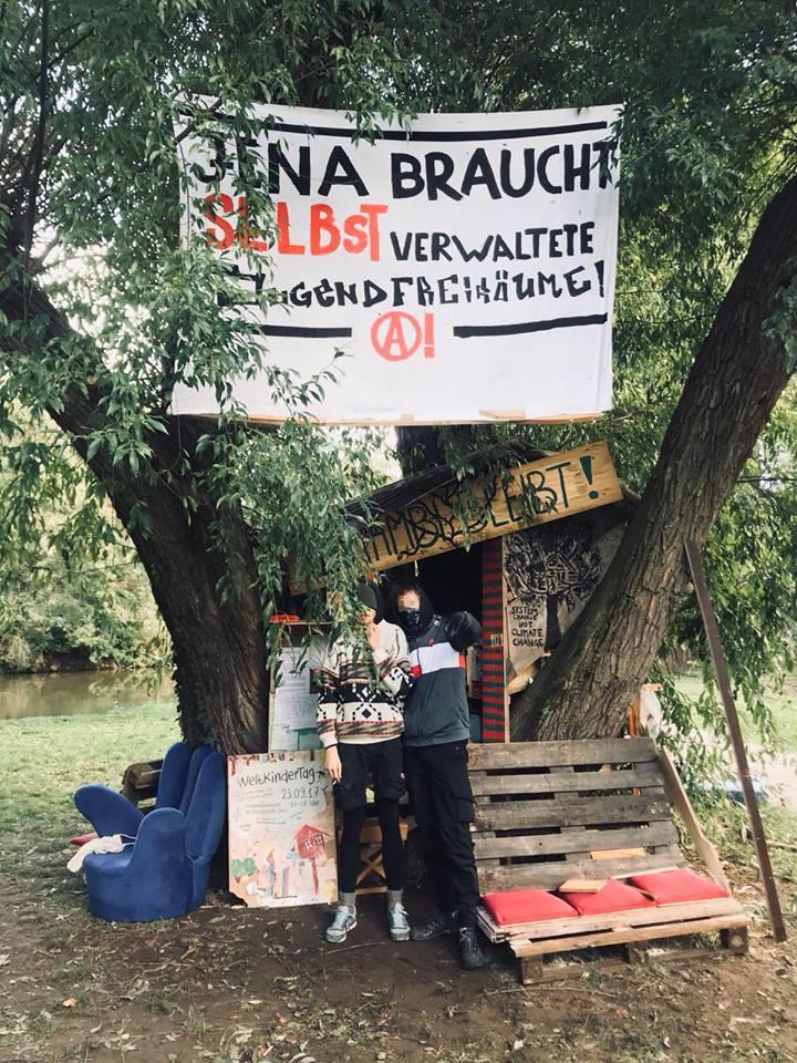 Baumhaus JGR